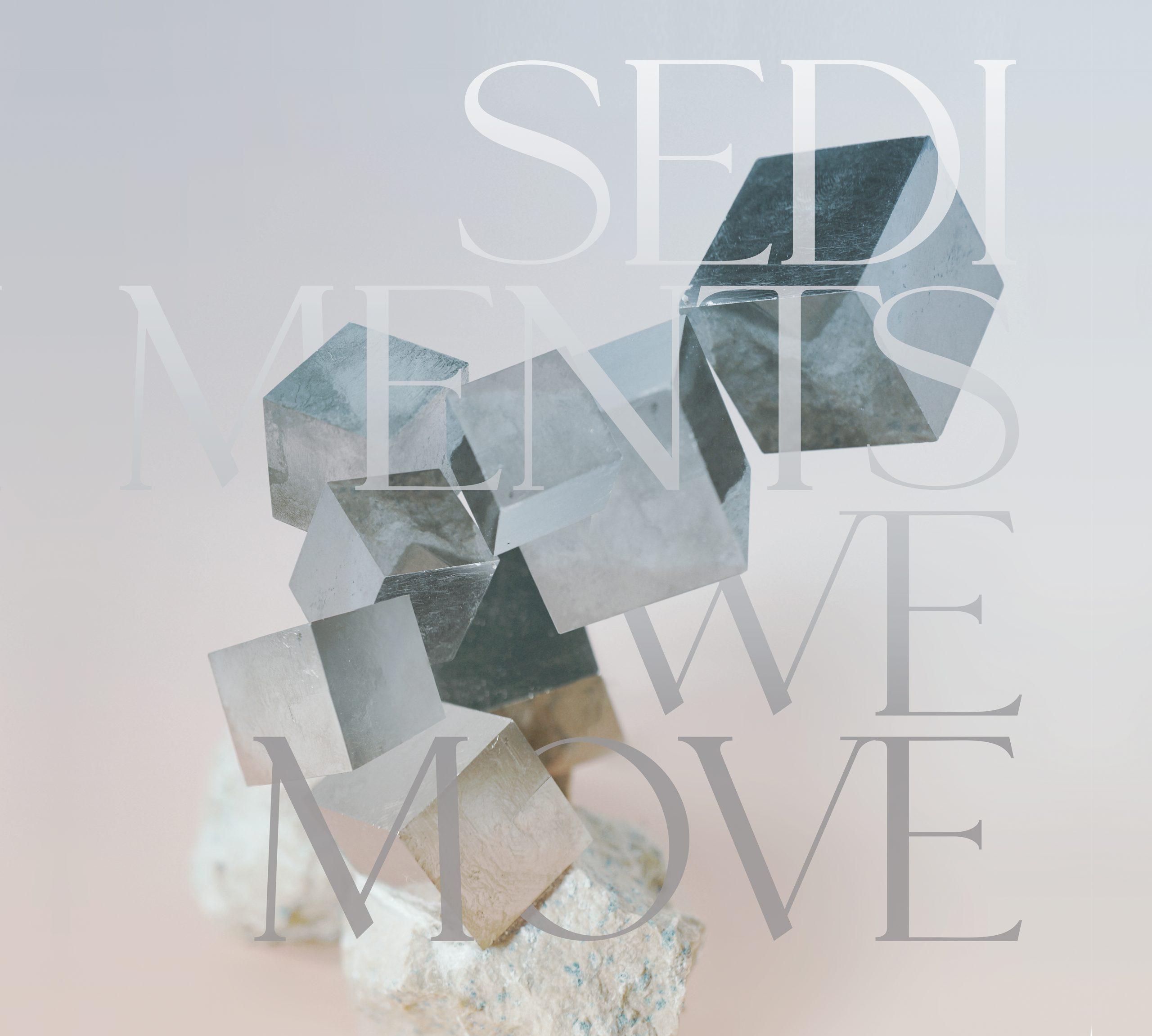 CD Cover Sediments we move